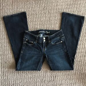 American Eagle Jeans - Artist Size: 0 Short